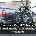 Best Inexpensive Bike Rack for a Car, SUV, Trunk, Truck and Truck Hitch, Trailer Hitch, Jeep Wrangler, Bike Rack Bed of Truck
