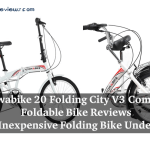 Stowabike 20 Folding City V3 Compact Foldable Bike Review