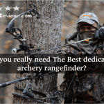 Best dedicated archery rangefinder