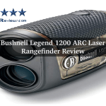 Bushnell Legend 1200 ARC Laser Rangefinder Review