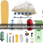 Best Lightweight Backpacking Equipment Reviews