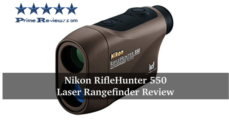 Nikon RifleHunter 550 Laser Rangefinder Review
