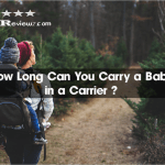How Long Can You Carry a Baby in a Carrier
