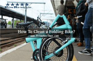 How To Clean a Folding Bike